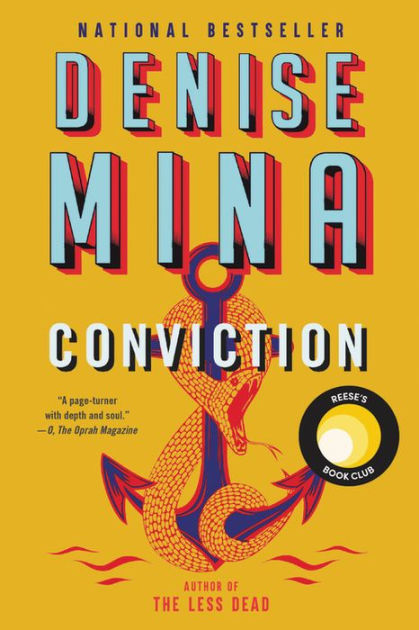 Conviction Book Spoilers & Ending Synopsis